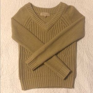 Philosophy v-neck sweater